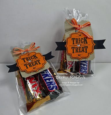 halloween goodie bags for teachers