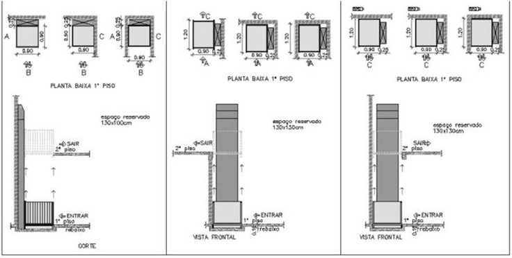 Elevadores residenciais, montacargas, plataformas, elevadores para 1 ou duas pessoas, elevadores residenciais para deficientes físicos, elevadores de pequenas cargas.