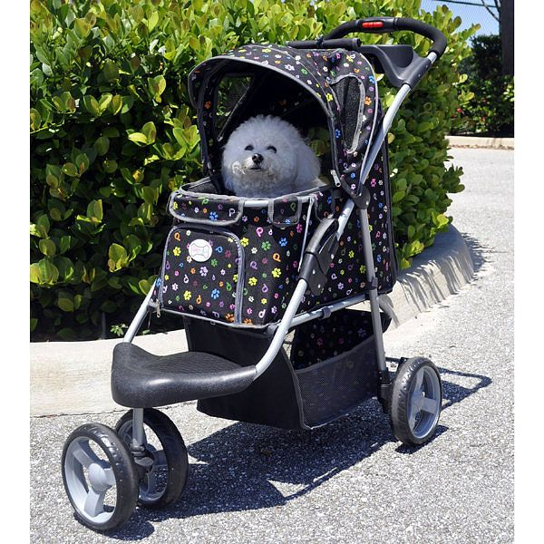 Dog Stroller.....aww, this is the closest im gonna get to anotha kid