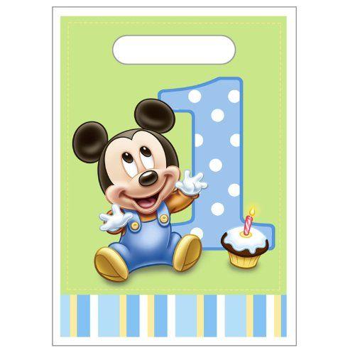 Loot Bags 1st Birthday Boys Balloons 8 Pk: 17 Best Ideas About Birthday Treat Bags On Pinterest