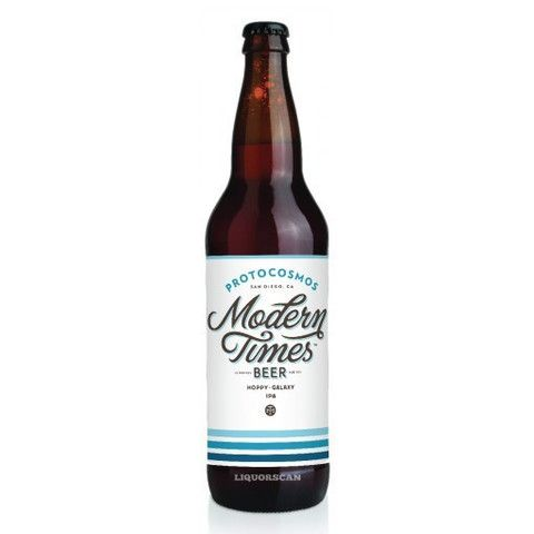 Modern Times Protocosmos IPA - Buy craft beer online from CraftShack. The Best Online Craft Beer Delivery Service!
