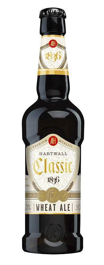 Hartwall Classic 1836 Wheat Ale on belgialaistyylinen vehnä ale, jossa on hivenen vaalean keltaiseen vivahtava väri ja erottuva luonne. Ohramaltaan ja vehnän aromit yhdistyvät oluessa raikkaalla tavalla, se on erityisen virkistävä ja maultaan vähemmän kitkerä. Wheat Ale on suodattamaton ja pastöroimaton pintahiivaolut; tuoksu on sitruunainen ja jälkimaussa hivenen korinaterin ja appelsiinin kuorta.