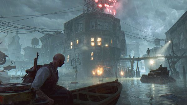 Frogwares unveils open-world Cthulhu game The Sinking City Sherlock Holmes developer Frogwares has announced The Sinking City, an open-world, investigation, Lovecratian game based on the Cthulhu Mythos.