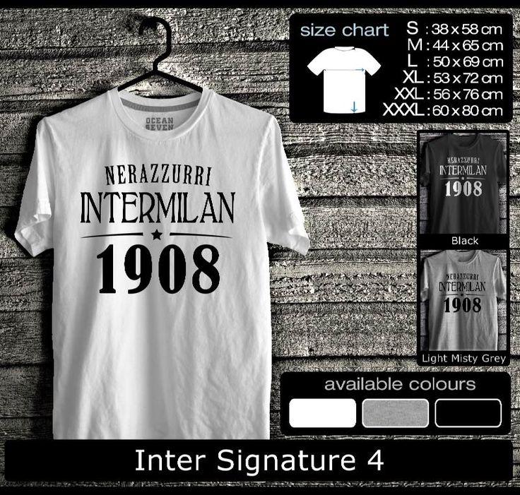 Kaos Inter Milan FootBall Club | Kaos Internisti 1