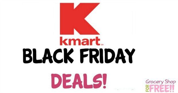 Kmart Black Friday Deals!