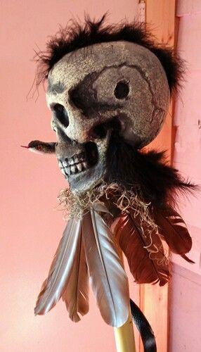 Voodoo Staff