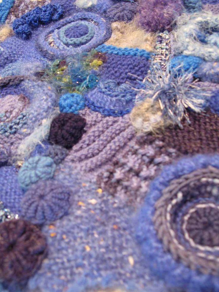 19 best Knitting heaven images on Pinterest   Freeform crochet ...