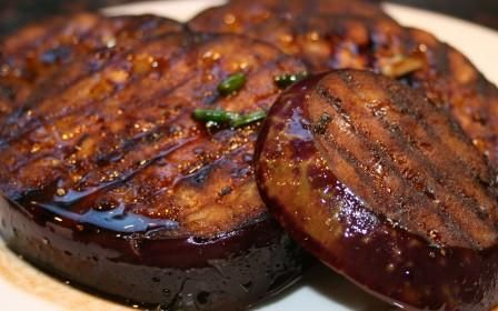 Balsamic Eggplant