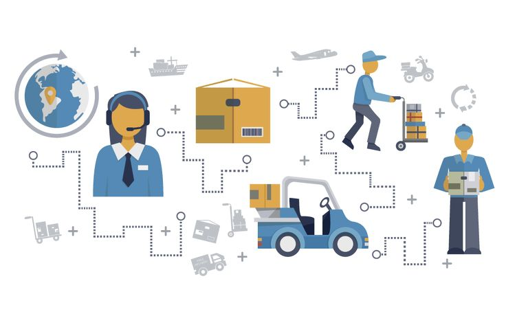 advantages of global logistics Eighty percent of consumer complaints about online shopping relate to logistics,  with high shipping costs (62%) and late delivery (39%) the top.
