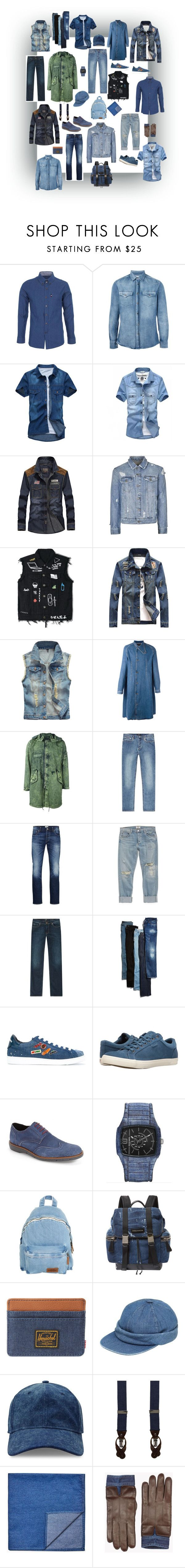 """JEANS-MEN"" by dasha-gushchin ❤ liked on Polyvore featuring Brunello Cucinelli, Topman, J.W. Anderson, stone island shadow project, A.P.C., Jack & Jones, AGOLDE, 7 For All Mankind, Dsquared2 and Polo Ralph Lauren"