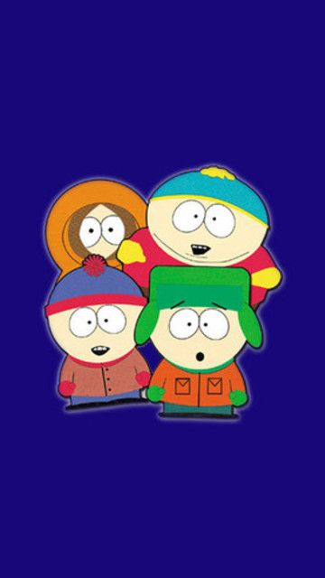 Free South Park phone wallpaper by paqueretozen02