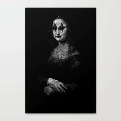Monacifer Stretched Canvas by Cycoblast Artwork - $85.00