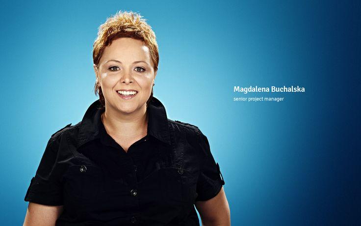 Magdalena Buchalska senior project manager