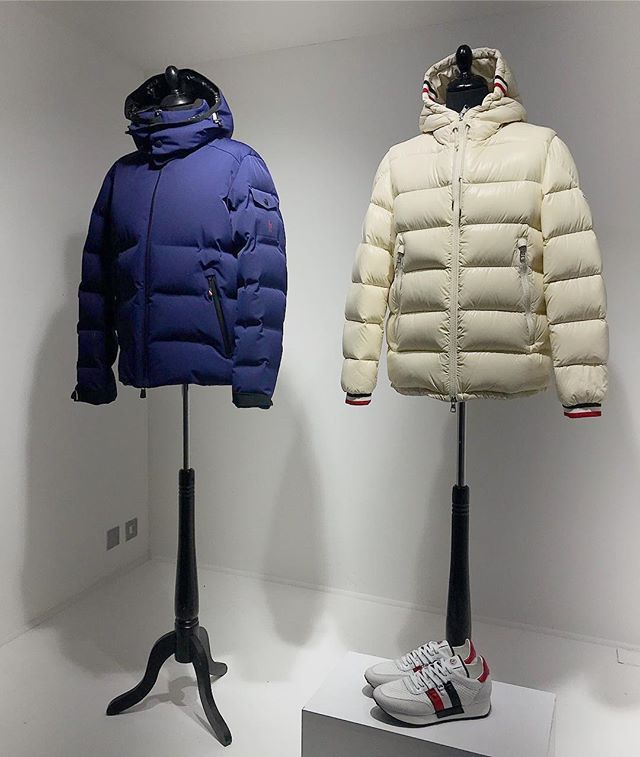 4899d6812 Statement down jackets and footwear from Moncler and Moncler ...