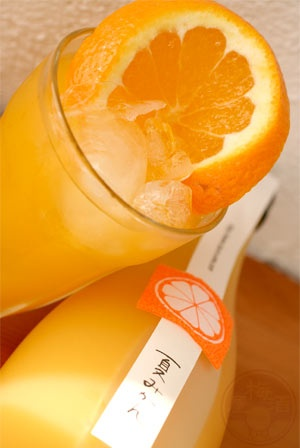 liqueur made by summer orange 季節限定 鶴梅 夏みかん  720ml