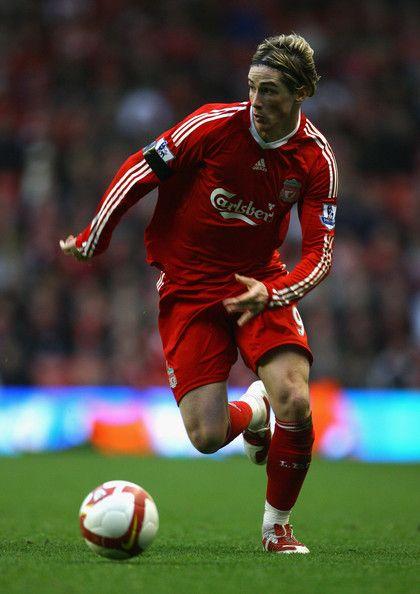 ~ Fernando Torres of Liverpool FC ~