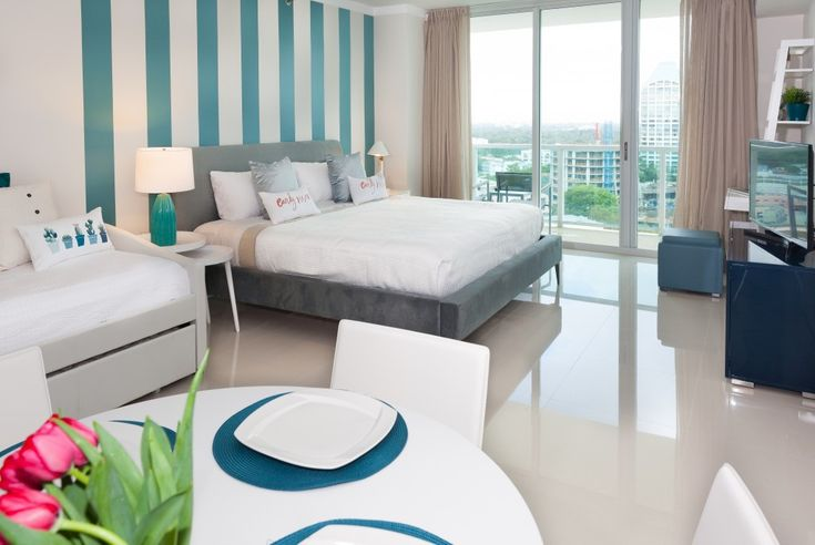 Short term apartment rentals are the best accommodation option for the vacation in Miami.