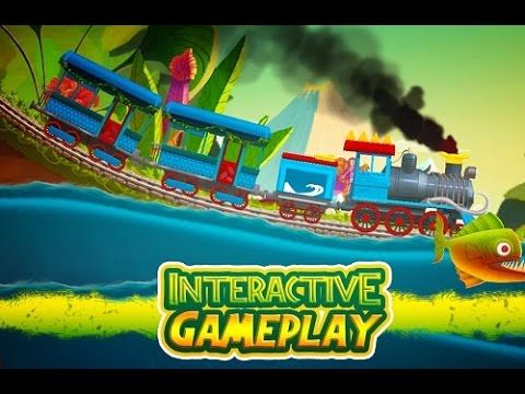 Dinosaur Park Train Race Gameplay Latest Android Games 2017 Dinosaur Park Train Race Gameplay Latest Android Games 2017  Choo-Choo! Welcome aboard! Get ready for exciting train racing adventure in prehistoric dinosaur park! Choose your favorite choo-choo ride and complete adventurous prehistoric train game tasks: defeat dinosaurs transport cargos and race with other trains!  AWESOME JURASSIC WORLD TRAINS Choose best prehistoric world choo-choo: Diablosaurus Reptiler Dinommoth and Jurassic…