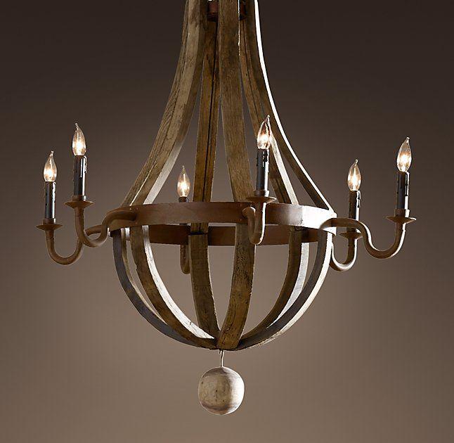 Wine Barrel Chandelier 32  & Best 25+ Wine barrel chandelier ideas on Pinterest | Wine barrel ... azcodes.com