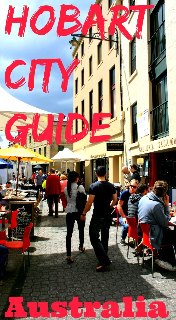 The complete Hobart City Guide full of tips and recommendations to make the most of your visit to the state capital of Tasmania in Australia. Hobart hotels, plenty of recommendations for places to eat and drink in Hobart, things to do in Hobart and travel information.