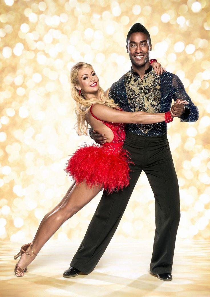 Strictly Come Dancing 2014. Kristina Rihanoff & Simon Webbe. Official photo