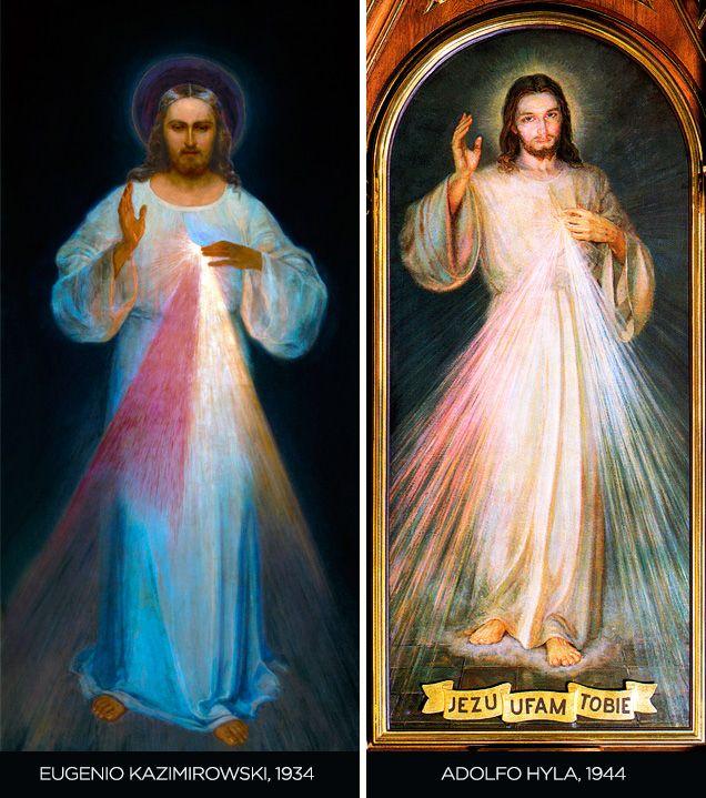 Divina Misericórdia: Esta é a verdadeira história da imagem - Filhos de Deus. Leia:  http://filhosdedeus.blog.br/divina-misericordia-esta-e-verdadeira-historia-da-imagem/