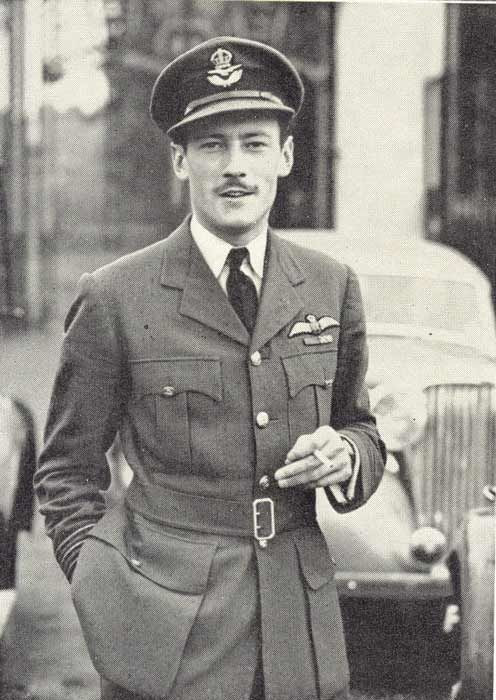 Robert Stanford Tuck DSO DFC and 2 bars. Battle of Britain ace.