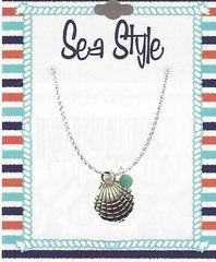Sea Style Shell Necklace