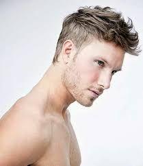 resultado de imagen para peinados hombre pelo corto con lentes rostro alargado