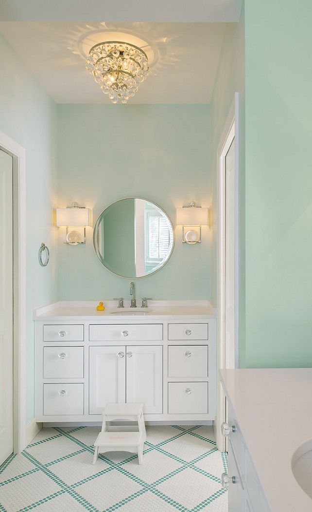 Images Of Bedrooms Painted Bm Woodlawn Blue
