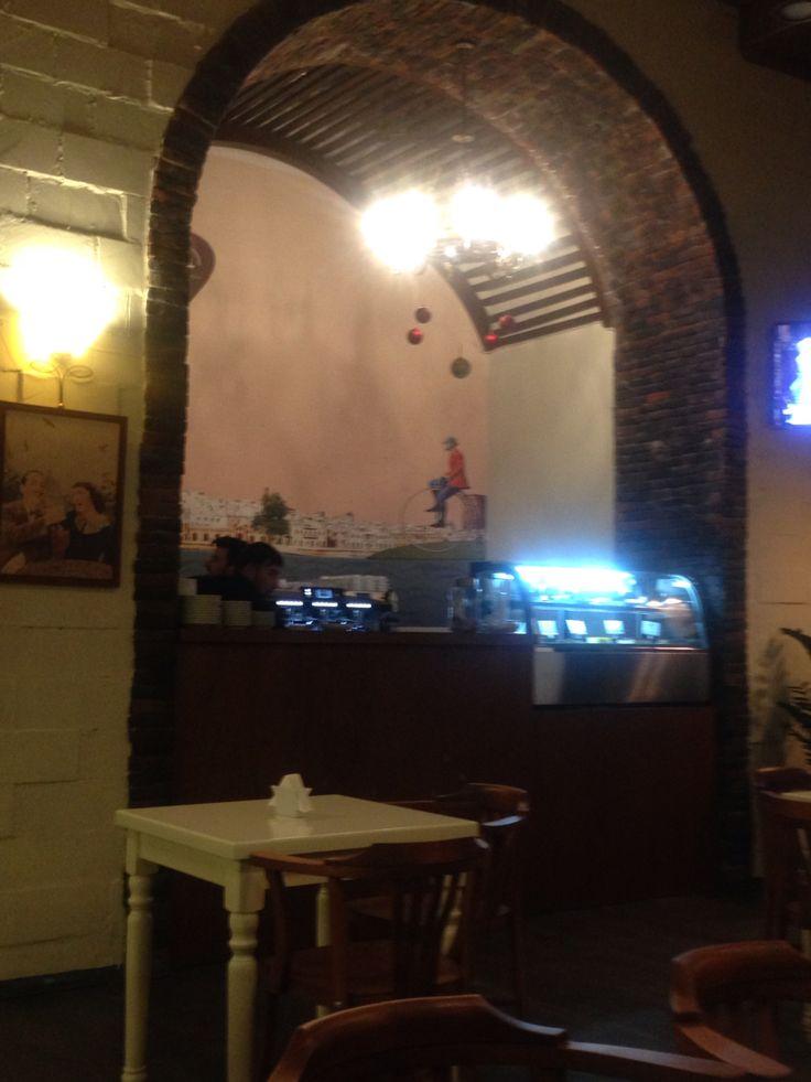 Lviv chocolate Cafe  Zafer Çetinöz