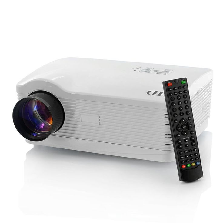 Image of LED HD Projector 'HD Dream' - 1280x768, 3000 Lumens, 2000:1