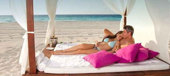 all inclusive Cancun honeymoon at Le Blanc Spa Resort