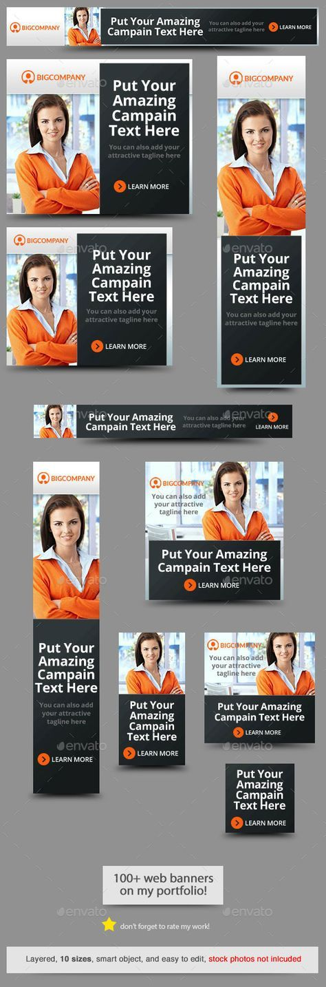 Corporate Web Banner Design Template 59 - Banners & Ads Web Template PSD. Download here: http://graphicriver.net/item/corporate-web-banner-design-template-59/10796118?s_rank=1774&ref=yinkira
