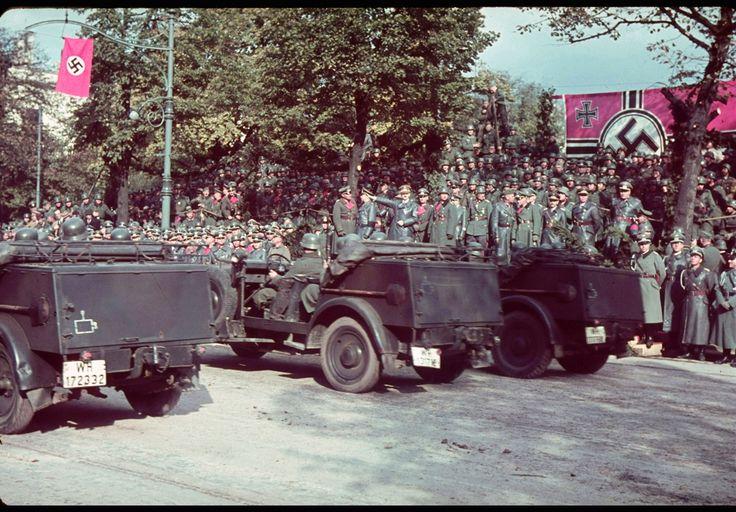 1939 Nazi Germany invasion of Poland.. .