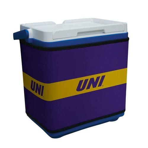 Northern Iowa Panthers Ncaa Rappz 18qt Cooler Cover - VIC-810009UNI-002