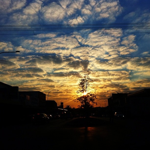 Johannesburg - Sunset - Photo Shared By @Jeemersan Govender