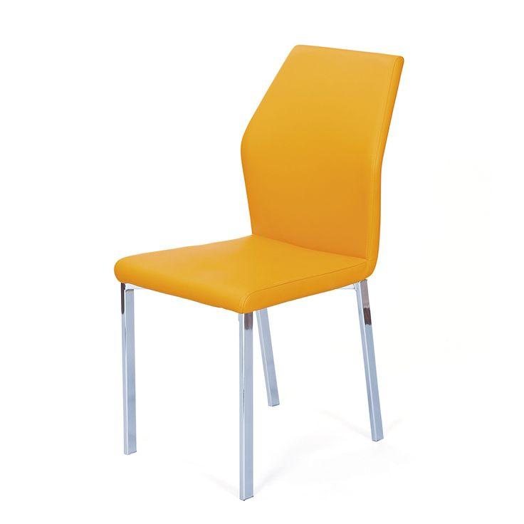 Die besten 25+ gelbe Essstuhl Ideen auf Pinterest Küchenstühle - küchenstuhl weiß holz