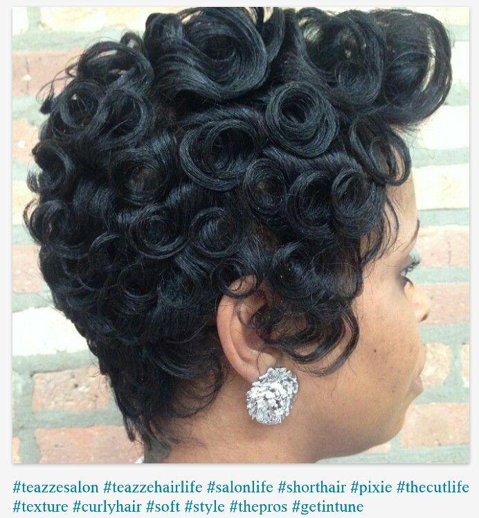 25 trending pin curls short hair ideas on pinterest wave curls soft pin curls short hair blondbrowngyrl she killed it urmus Images