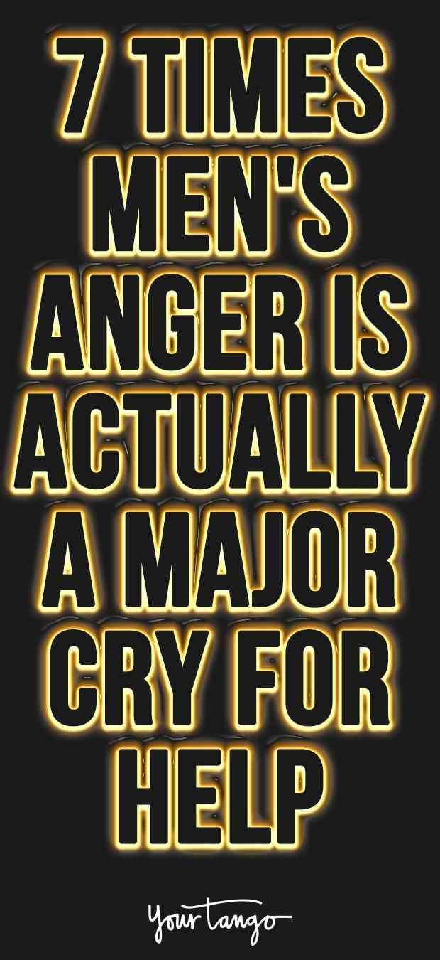 how to deal with anger over gay dating