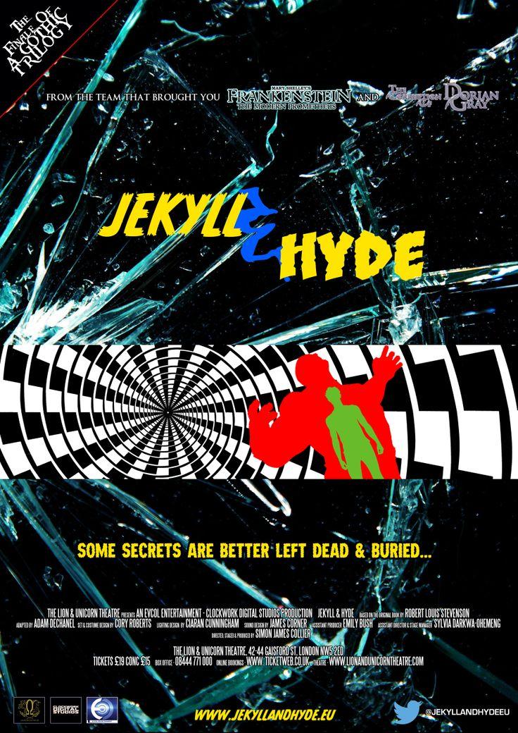 Jekyll & Hyde production, London, October 2014