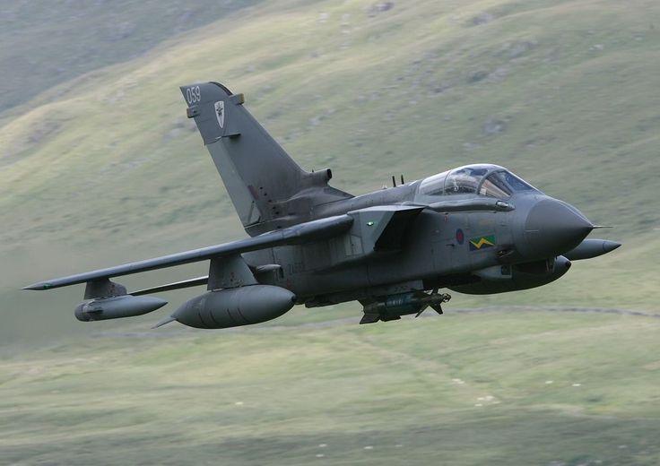 Panavia Tornado GR4 RAF