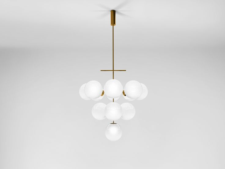 PLANETS, Design by JAMO Associated The New Suspension Lumen Center Italy, of Japanese design, uses the pure geometry of the spheres to make your space more elegant and wanted. Made in brass and polyethylene. LED Light Source. #lumencenteritalia #PLANETS #JAMOAssociated #lightcreativityinnovation #madeinitaly #design #japan