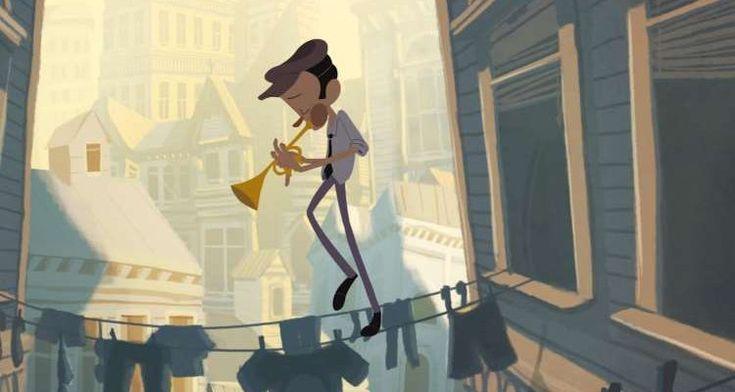 Fallin' Floyd: Μια βραβευμένη ταινία μικρού μήκους για τον έρωτα, την μουσική και την... κατάθλιψη
