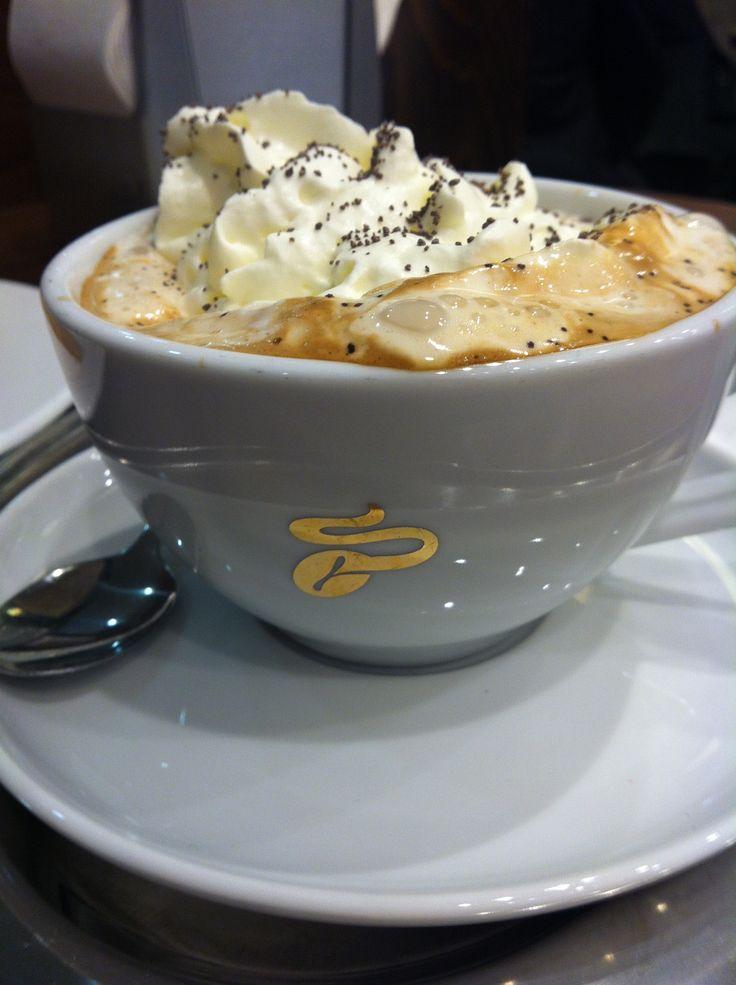 Bécsi kávé :)