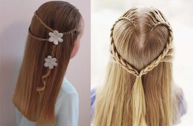 تسريحات الشعر سهلة وبسيطة للمدرسة تسريحات بسيطة للدوام دائما ما نكون غير قادرين على إتمام أجد التسريحات في دوام الجامعة أو المدرسة Hair Beauty Beauty Hair