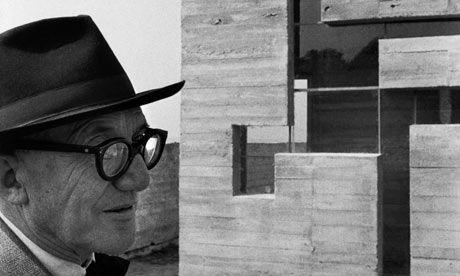 Charles Edouard Jeannerct aka Le Corbusier
