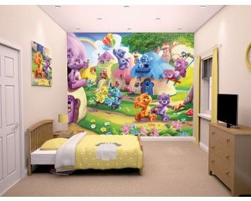 Incredible Wall Mural Childrens Bedroom Photos   Wall Decor World Part 41