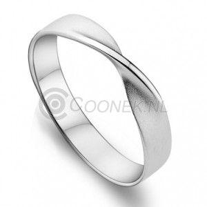 Soft compacte 925 sterling zilveren ringen vrouwelijke eenvoudige wijze