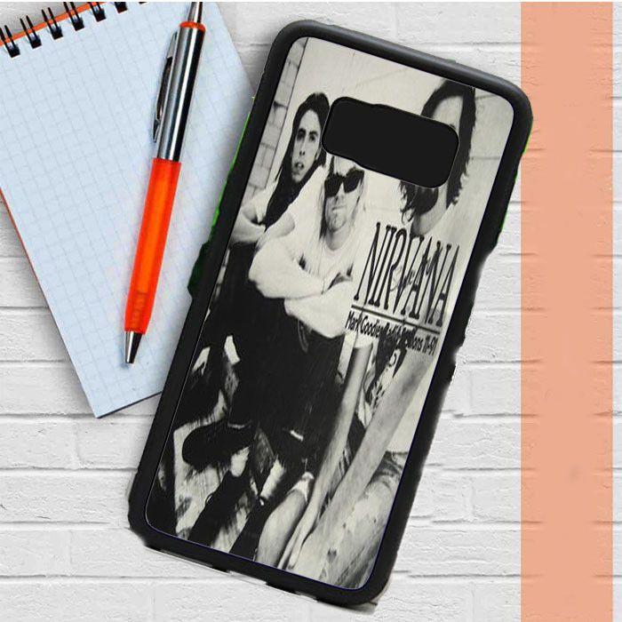 Nirvana Band Albums Samsung Galaxy S8 Plus Case Dewantary